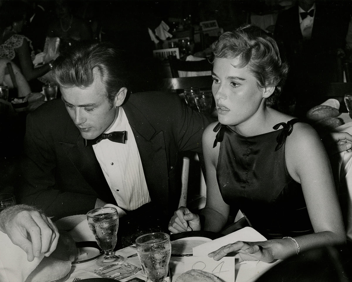 James Dean & Ursula Andress, 1955 | Foto: Jack Albin