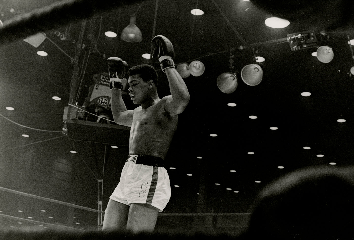 Muhammad Ali, 1964 | OstLicht Vintage Photo Sale