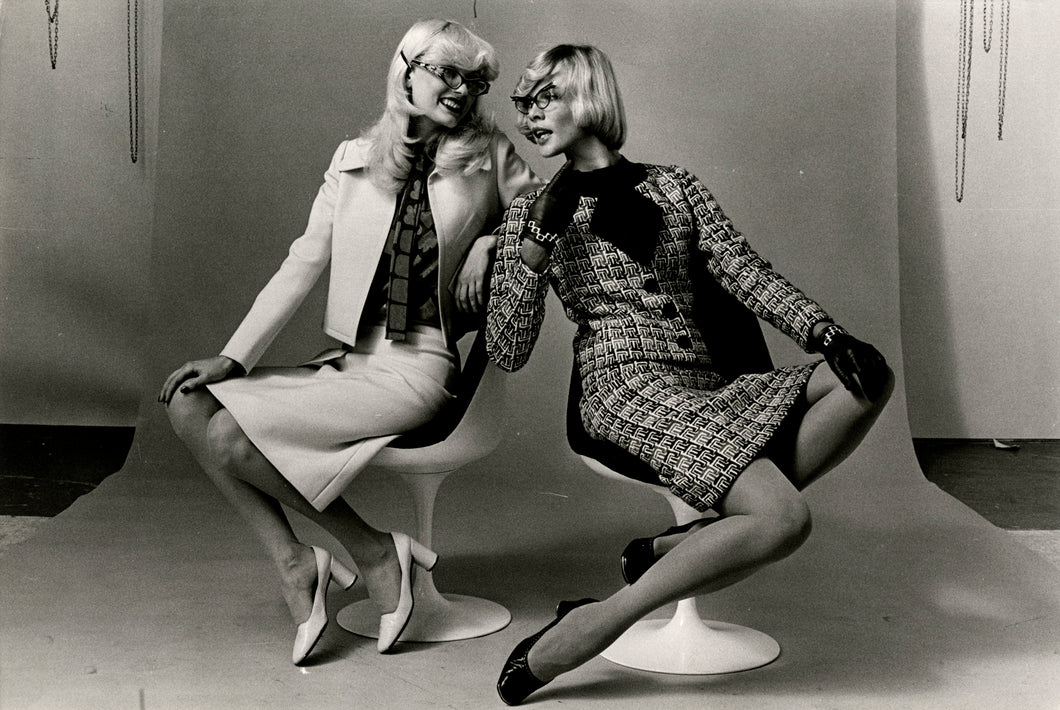 Cardin Fashion, 1972 | Foto: Jean-Claude Sauer | OstLicht Vintage Photo Sale