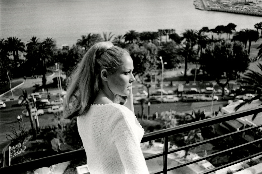 Ursula Andress, Cannes Film Festival, 1965 | Foto: Claude Azoulay | OstLicht Vintage Photo Sale