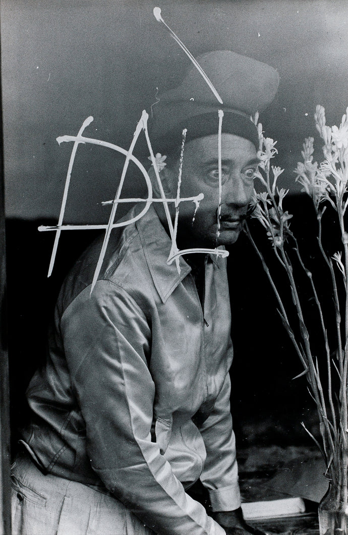 Salvador Dalí, 1961 | OstLicht Vintage Photo Sale