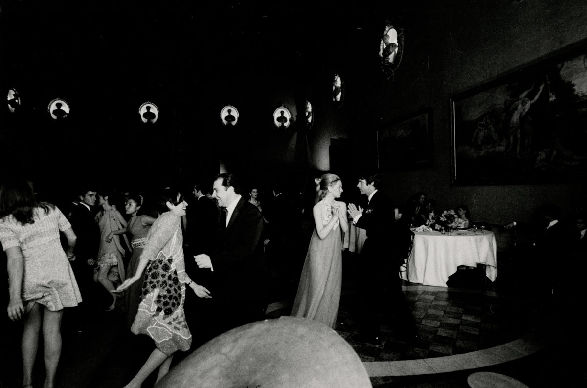 Cardin Couture Party in Rom, 1967 | Foto: Patrick Morin