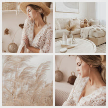 Load and play video in Gallery viewer, Organic Boho Bohemian Lightroom Presets