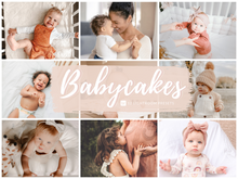 Load image into Gallery viewer, Babycakes Lightroom Presets