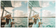 Load image into Gallery viewer, Salty Beach Lightroom Presets