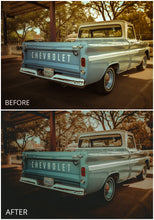 Load image into Gallery viewer, Vintage Film Lightroom Presets