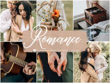 Load image into Gallery viewer, Romance Lightroom Presets