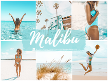 Load image into Gallery viewer, Malibu Tropical Lightroom Presets