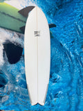 Brand New Fish Surfboards with Fins
