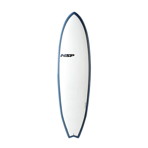 NSP 05 Elements HDT Fish 6'4 White