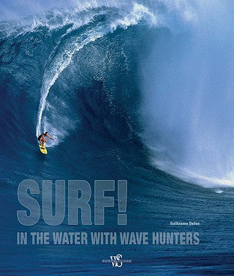 Surf! In The Water With Wave Hunters