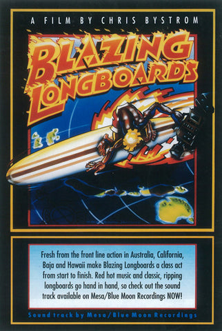 Blazing Longboards