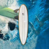 7'2 Mini-mal Surfboard