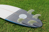 KU Fish Round Tail Surfboard