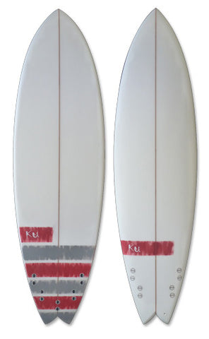 7'0 Fish Surfboard