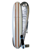 7'2 Beginner Surfboard Bundle