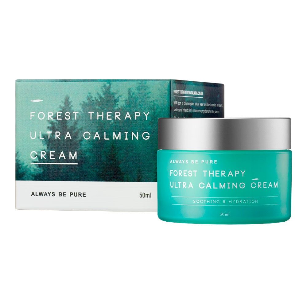 Always Be Pure Forest Therapy Ultra Calming Cream 18ml / 50ml