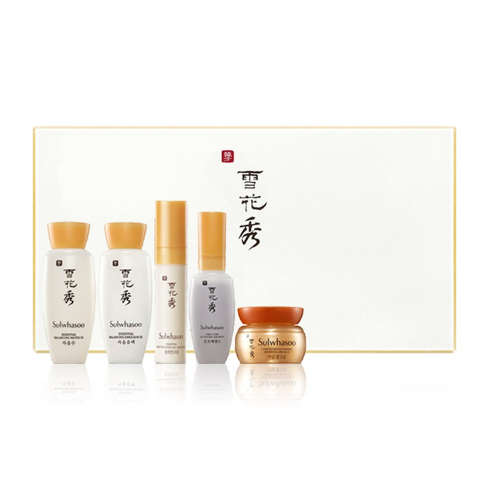 Sulwhasoo Basic Kit