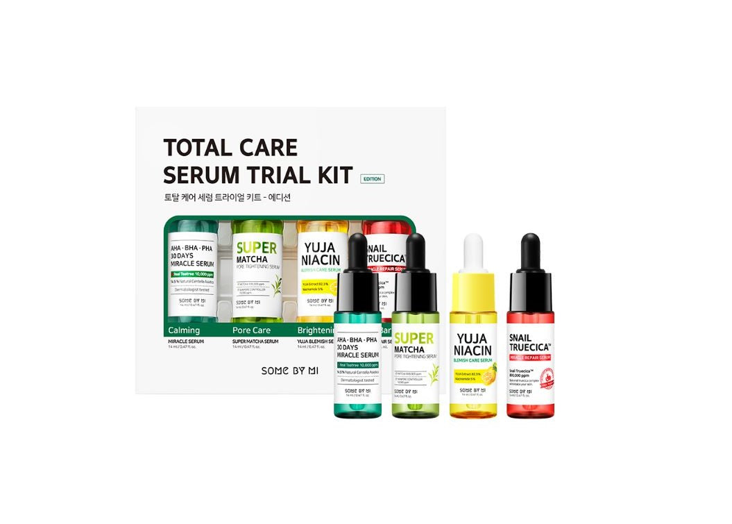 Some By Mi Total Care Serum Trial Kit – Edition (14ml x 4)