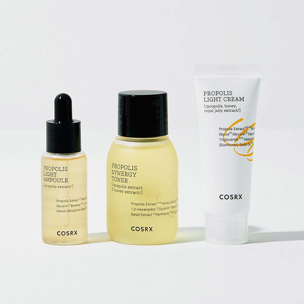 Cosrx Honey Glow Kit