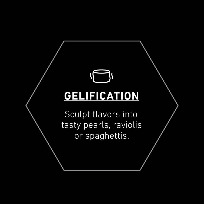 Food Additive Refills for Molecular Gastronomy