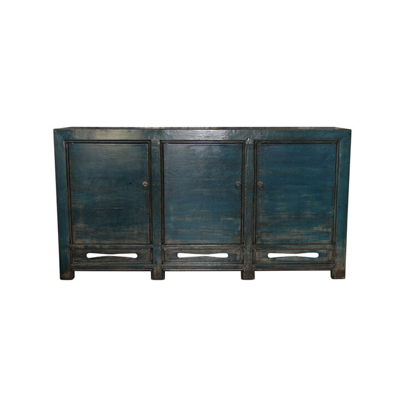 Blue Lacquered Buffet