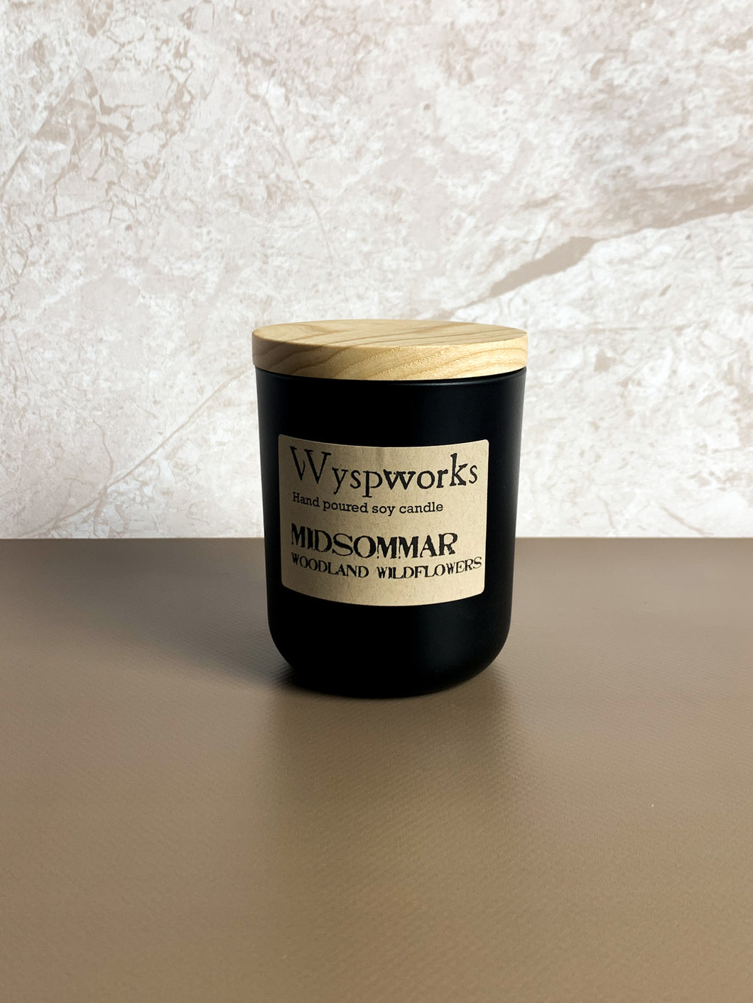 Midsommar Hand Poured Soy Candle by Wyspworks