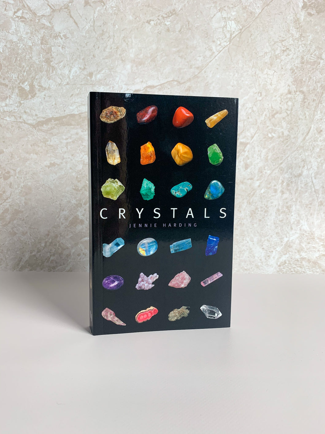 'Crystals' by Jennie Harding