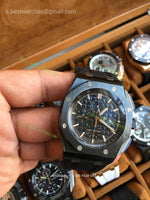 Audermars Piguet Offsore Real Ceramic Updated Bezel  1:1 Best Edition Black Dial - only best watches
