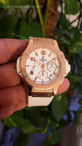 Hublot Big Bang  Chrono Ceramic Bezel Best Edition - only best watches