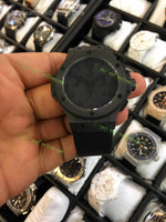 Hublot Big Bang 44mm Full Black Chrono Best Edition 1/1 - only best watches