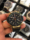 Hublot Big Bang Rose Gold Ceramic Bezel 44mm Chrono Best Edition - only best watches