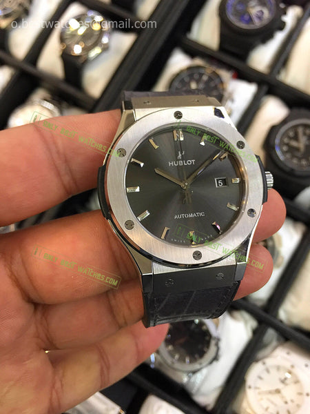 Hublot Classic Fusion  Stainless Steel Case Super Clone 1/1 - only best watches