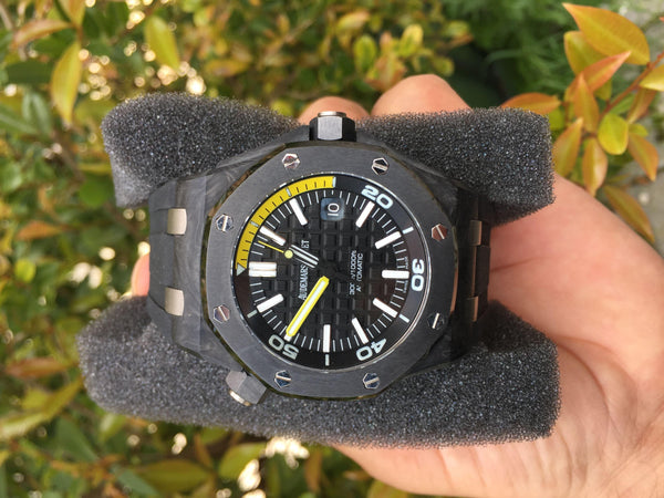 Royal Oak Offshore Diver Carbon Case 1:1 Super Clone - only best watches