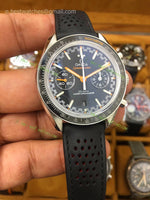 Speedmaster Moonwatch Co-Axial Chrono  SS Case Super Clone replica - only best watches