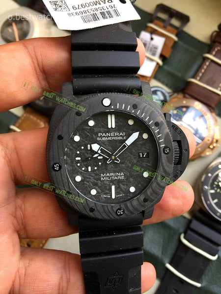 PAM979 Carbotech Case Super Clone 1/1 - only best watches