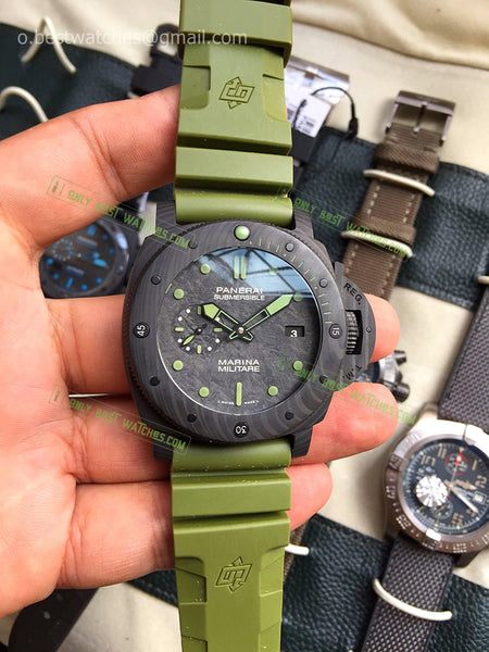 Panerai PAM961  Carbotech Case Super Clone 1/1 - only best watches