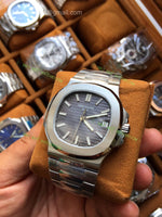 Nautilus 5711/1 Grey  Dial ss stainless steel Best Edition 1/1 - only best watches