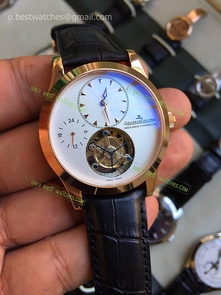Jaeger LeCoultre  Master Grand Tourbillon Best Edition 1/1 - only best watches