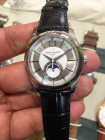 Complications Series Moonphase  White/Grey Dial Best Edition 1/1 - only best watches