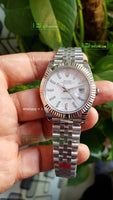 DateJust 41 White Dial on Jubile Bracelet best edition 1/1 ARF - only best watches