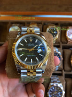 DateJust 41 Black Dial on Jubile Bracelet best edition 1/1 - only best watches
