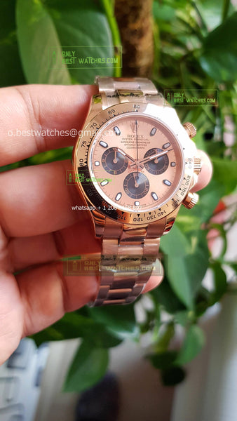 Daytona 116505 Rose gold best edition 1/1 - only best watches