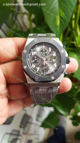 Ap Royal Oak Offshore Grey Dial 1:1 Best Editon Watches