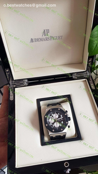 Audermars Piguet Royal Oak Offshore Black Dial 1:1 Best Editon Watches