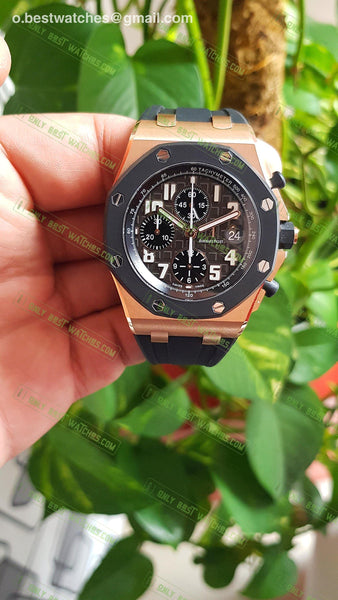 Audermars Piguet Royal Oak Offshore Grey/black Dial 1:1 Best Editon Watches