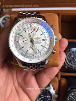 Breitling   Automatich Chrono solid Stainless steel Best Edition 1/1 - only best watches