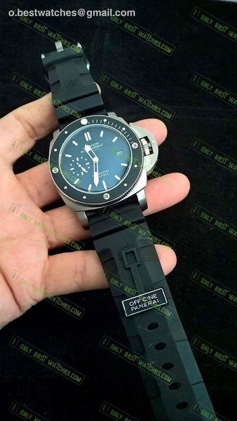 Pam389 Submersible Titanium Case Best Edition 1/1 Watches