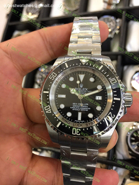 Sea-Dweller 116660 Best Edition 1/1 Super Clone Watches