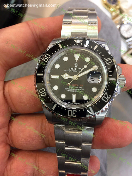 Sea-Dweller 2017 Baselworld 126600 1/1 Super Clone Watches
